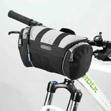Bicycle Bike Handlebar Bag Basket Large Capacity Shoulder Pack Front Pocket HO