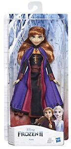 Disney Frozen 2 Anna Doll 11 in Long Red Hair Frozen 2 Hasbro NEW Sealed