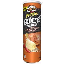 Pringles Rice Fusion Indian Chicken Tikka Masala potato chips -FREE US SHIPPING-