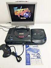 Sega Mega CD2 Console Set Japan