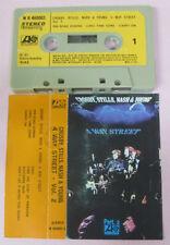 MC CROSBY STILLS NASH & YOUNG 4 way street vol. 2 1971 italy no cd lp vhs dvd