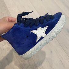 Bonpoint*golden Goose Toddler Shoes Size 22