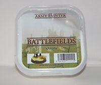 The Army Painter Battlefields Snow BF4103 Wargames Dioramas Scenics Model Rail