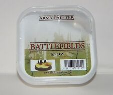 The Army Painter Battlefields Snow BF4103 Wargames Dioramas Scenics Model Rail