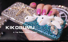 Dophin Sea Star Ocean rhinestones Phone Case Cover Various Phone Custom Case
