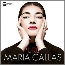 MARIA CALLAS - PURE CALLAS : CD ALBUM