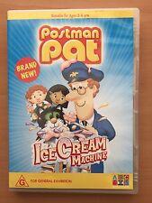Postman Pat - Postman Pat & The Ice Cream Machine (DVD, 2005)