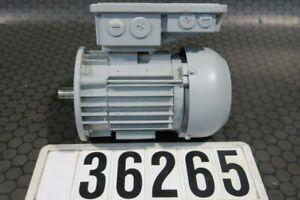 Lenze MDEMA 080-32D Motor Elektromotor 230/400V 0,75kW 1390 U/min #36265