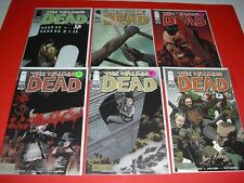 Lot of 6 Walking Dead Image Comics Issues 109-114 all NM COND 2012! 110 111 037