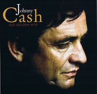 "JOHNNY CASH  ""Old Golden Hits"" Country 16 Tracks Collection CD 2006 Neu & OVP"