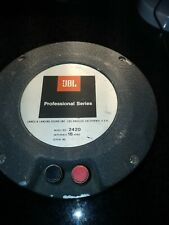 JBL Model 2420 16ohm Compression Driver