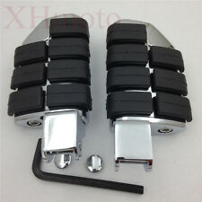 Rubber Front Foot Pegs for HONDA GoldWing GL1500 ACE 1100 Tourer Valkyrie