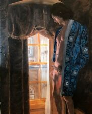 Male nude, French Quarter, New Orleans;Limited Giclee Art Print #1/200 Signed