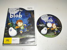 A Boy And His Blob Great Nintendo Wii Game.