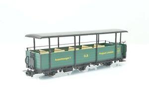 Liliput H0e Gauge - L344411 Dome Car SLB Pinzgau Railway Epoch V - Boxed