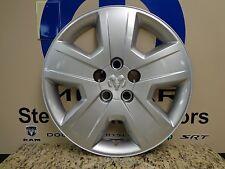 "07-09 Dodge Caliber New Wheel Cover Rams Head Logo 17"" Mopar Factory Oem"