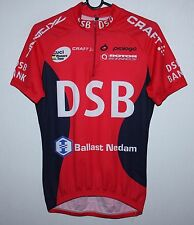 Team DSB Bank Woman cycling shirt jersey Size S