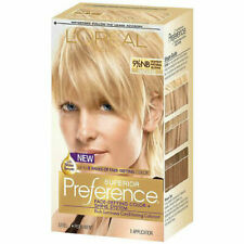 L'Oreal Paris Superior Preference Hair Color, 91/2NB Lightest Natural Blonde