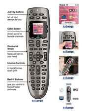 Logitech Harmony 650 Universal Remote Control Color Screen Display Brand NEW
