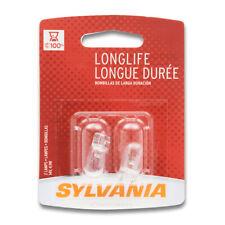Sylvania Long Life Instrument Panel Light Bulb for GMC K15 K1500 Suburban tp