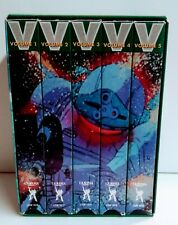 Votoms: Uoodo City Stage 1 [VHS], excellent 5 tape boxed set.