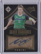 Autographed Soccer Trading Cards 2016-2017 Season