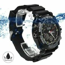32GB Waterproof HD 1080P Spy Watch Hidden DVR DV Video Night Vision Camera Cam %