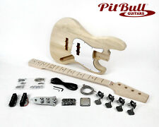 Pit Bull Guitars JB-4M Electric Bass Guitar Kit
