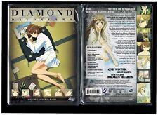 Diamond Daydreams - Vol. 1: Atsuko/Karin (Brand New Anime DVD, 2006)