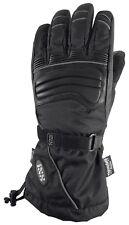 warm iXS Motorrad Handschuhe Vail 2 Gr.s wasserdicht Gefüttert lange Stulpe