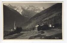 AK Telfes im Stubai, Foto-AK 1937