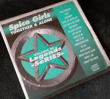 LEGENDS Karaoke Vol 80, Love, Spice Girls, ,see Description,16 tracks. Genuine