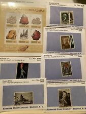 Stamps Russia and Slovakia  (Lot 63)