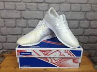 NEW BALANCE 420 LADIES WHITE TONAL WELD DECONSTRUCT TRAINERS RRP £65