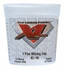 Paint Pint Mixing Cups (100 Pint Mixing Cups)