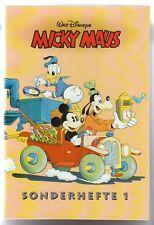 Micky Maus Reprint Kassette Nr.2 Sonderhefte 1 in Topzustand !!!