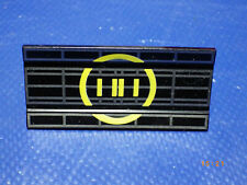 1 Lego Black  Wind Spoiler with print in very good condition. 6551.  6669.  6526