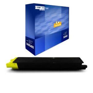 Europcart Toner Yellow for Kyocera Taskalfa 306ci 307ci 7.000 Pages