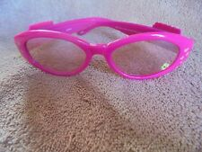 Child Sized Girls Kids SpongeBob Sun Glasses 2008 Viacom Plastic Cute Summer