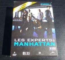 COFFRET 6 DVD : LES EXPERTS MANHATTAN (l'intégrale de la Saison 1, 23 épisodes)