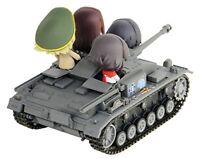 Pair-Dot Girls und Panzer StuG III Ausf.F Ending Ver. National Convention Figure