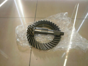ISUZU DMAX / HOLDEN RODEO / COLORADO NEW REAR CROWN WHEEL & PINION 3.72:1