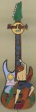 Hard Rock Cafe Denver 2002 Rock Climber Les Paul Guitar Pin - Hrc Catalog #13678