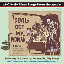 Tefteller's Blues Images Classic Paramount Blues Songs From the 1920's CD Vol. 3