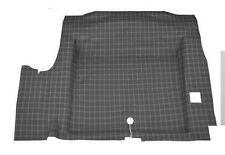 NEW! 1964- 1965 - 1966 Mustang Trunk Mat PLAID Pattern Coupe Hardtop Convertible