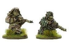Warlord games Bolt Action British Snipers in ghillie suits