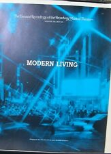 Franklin Mint Broadway Collection Modern Living