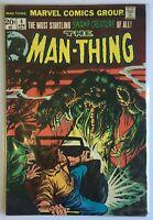 Man-Thing #4 (Apr 1974, Marvel)