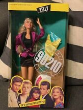 BEVERLY HILLS 90210 KELLY TAYLOR CHARACTER DOLL MATTEL NEW IN BOX NEVER OPENED