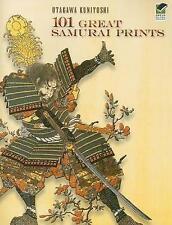 101 Great Samurai Prints by Utagawa Kuniyoshi (Paperback, 2008)